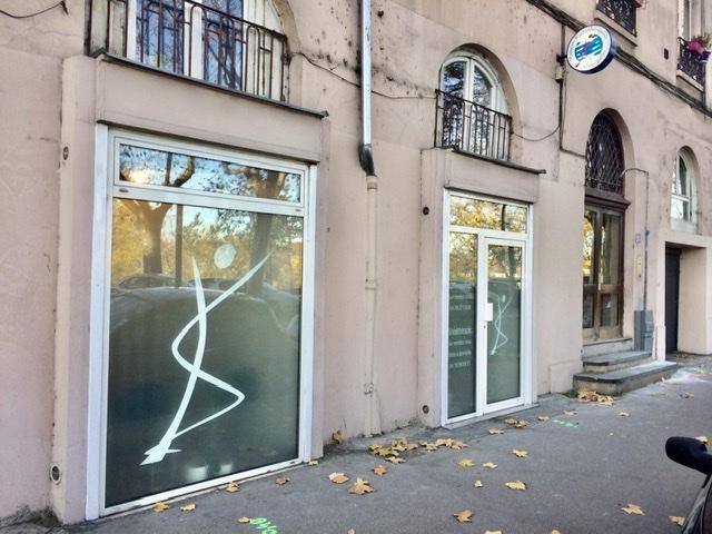 Montrer la façade du Cabinet d'ostéopathie Lyon 4 croix-rousse cours d'Herbouville 69004